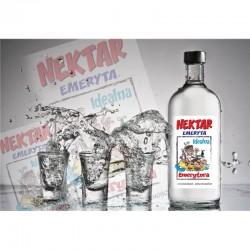 Naklejka na butelkę NBF